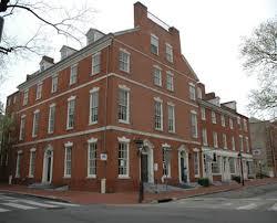 Historic Restoration ~ John Ross House Before