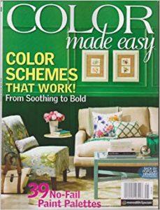 2014 Color Made Easy Magazine