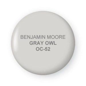 Gray Owl Paint Color