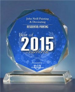 2015 Narberth Award for Painting