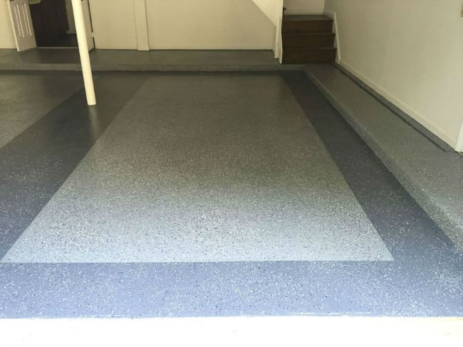 Garage Epoxoy Floor Coatings ~ Philadelphia & The Main Line